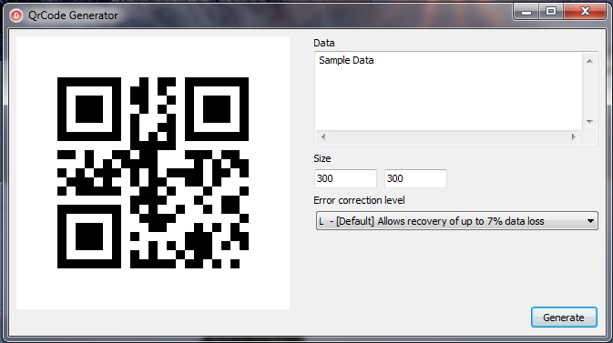 Generating Qr Codes with Delphi | The Road to Delphi