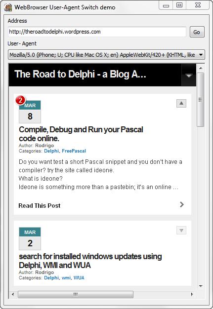Delphi | The Road to Delphi | Page 21