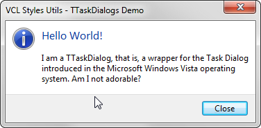 2014-10-09 09_41_40-VCL Styles Utils - TTaskDialogs Demo