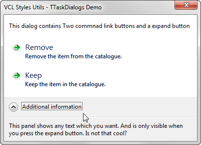 2014-10-09 09_47_41-VCL Styles Utils - TTaskDialogs Demo