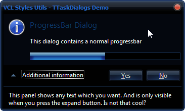 2014-10-09 09_58_28-VCL Styles Utils - TTaskDialogs Demo